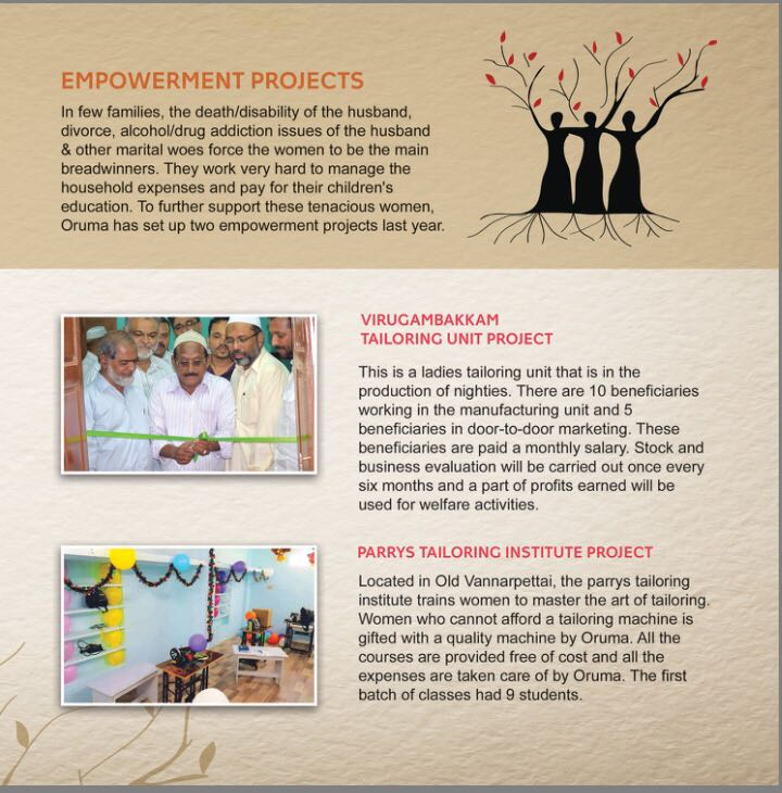 FY17 Empowerment Projects